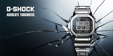 G-SHOCK ICONICA SERIE 5000